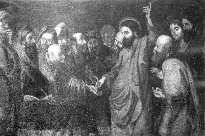 Christus en keizerspenning