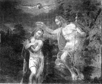 Doopsel Christus in de Jordaan