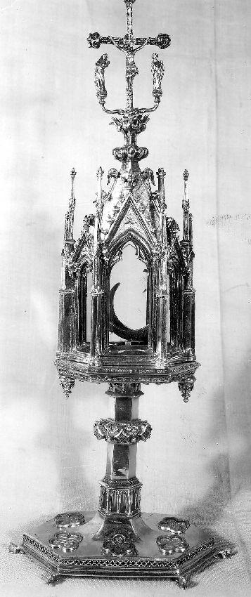 Torenmonstrans van Herkenrode voor het bewaren van het H. Sacrament van Mirakel