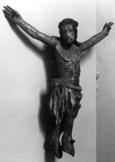 Gekruisigde Christus zonder kruis