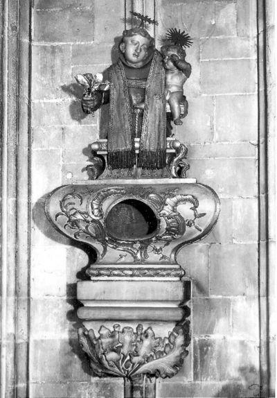H. Antonius van Padua en kind