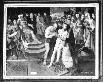 marteling van H. Crispinus