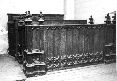 kerkmeestersbanken
