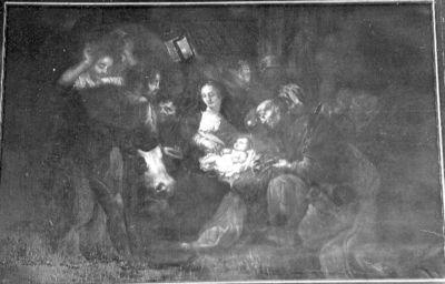 Aanbidding herders