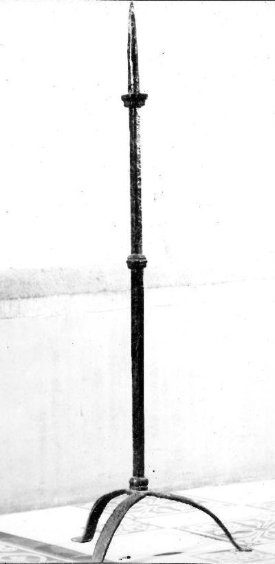 Set van twee kandelaars