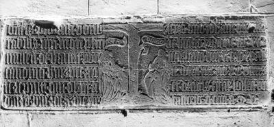 grafsteen Petrus Millen en Johannes Gherardt