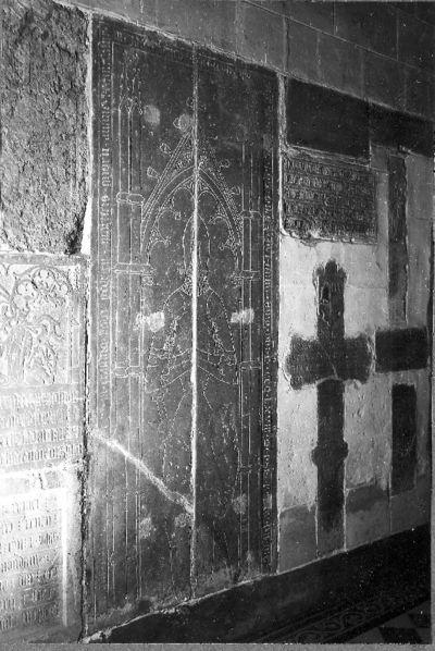 grafsteen Abraham de Los