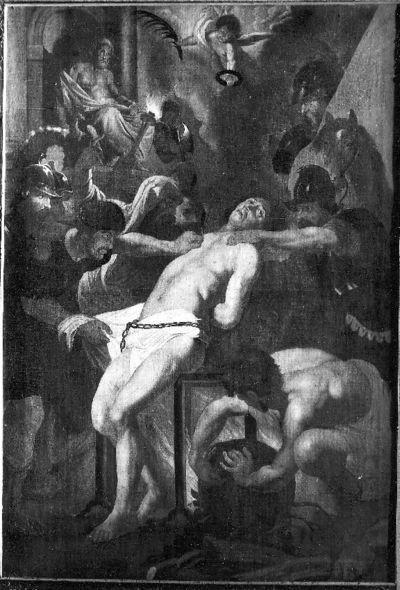 Marteldood van Sint-Laurentius