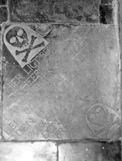 grafsteen C.S. Jacobs