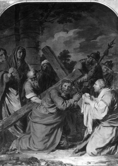 Jezus ontmoet Veronica