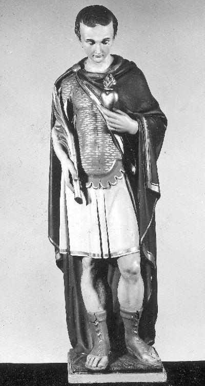 H. Pancratius in terracotta