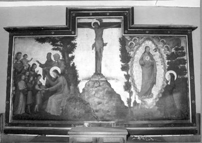 Calvarie, Laat de kinderen tot Mij komen, Verschijning van het Heilig Hart van Jezus aan Margaretha Maria Alacoque