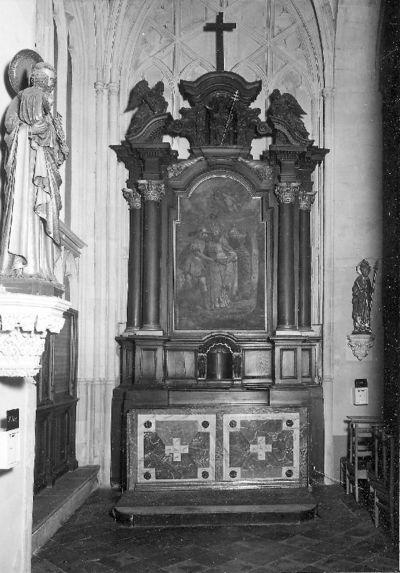 Verbanning en Marteldood van de Heilige Cornelius