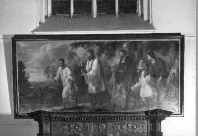 Overbrenging Sacrament van Mirakel