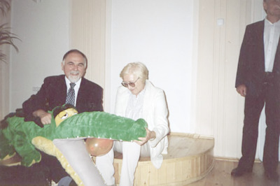 Seminarium polsko-białoruskie bibliotekarzy Bug nie dzieli (Brześć - Iwanowo ; 16-18 września 2004) - w Oddziale dla Dzieci Biblioteki Rejonowej w Iwanowie