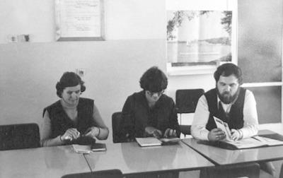 Bibliotekarze WBP na sesji naukowej Z dziejów regionu bialskiego