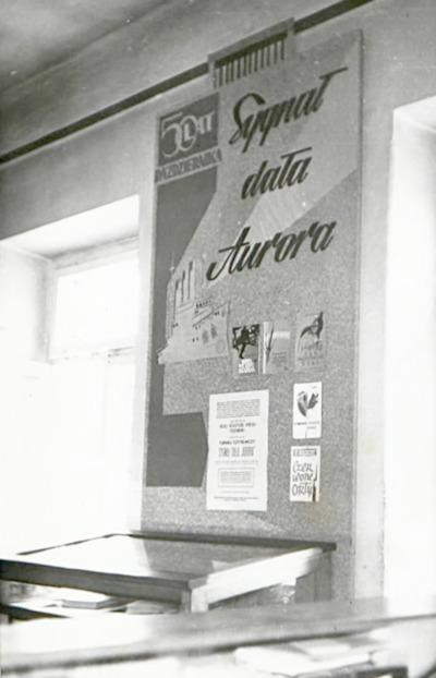 Powiatowa i Miejska Biblioteka Publiczna w Białej Podlaskiej - lokal przy ul. Plac Wolności 6