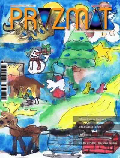 Pryzmat : bialski miesięcznik społeczno-kulturalny Vol. 1 (2013) nr 11