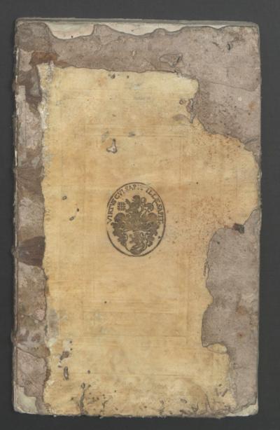 Clementis Alexandrini Viri Longe Doctissimi [...] Paedagogvs, In quo docet quondam Christiani hominis officium / Gentiano Herueto Aureliano interprete.
