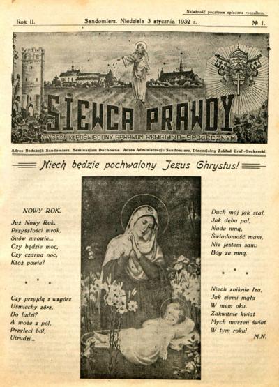 Siewca Prawdy, Rocznik II, rok 1932