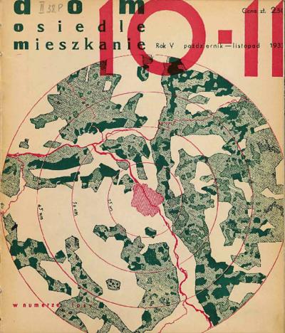 Dom, Osiedle, Mieszkanie 1933 październik - listopad