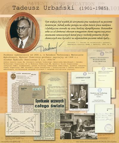 Tadeusz Urbański (1901-1985)