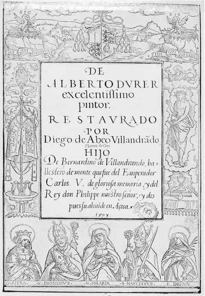 Missale secundum ritum Augustensis ecclesie [Material gráfico] : [portada]