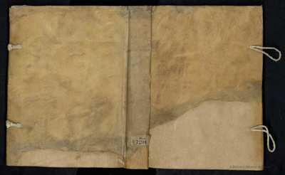 Miscelánea [Manuscrito] :]vera efigie del rev. P. M. y Dor. Carrasco, monje Bernardo