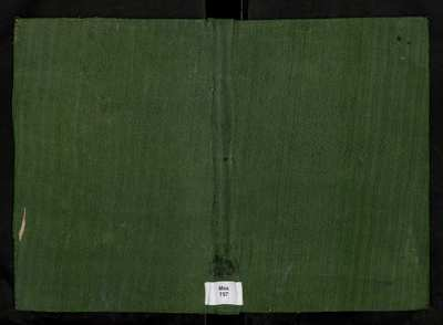 Martirologium [Manuscrito]