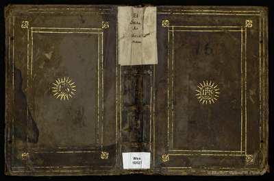 Libro llamado el soldado christiano [Manuscrito]