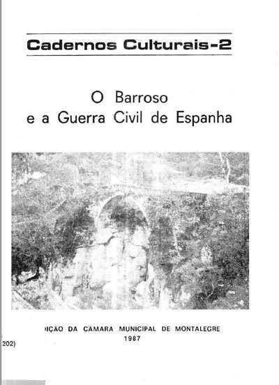 O Barroso e a Guerra Civil de Espanha