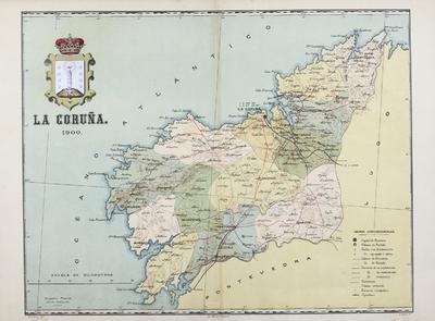 La Coruña [material cartográfico]