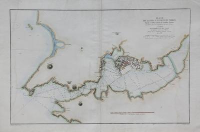 Plano de la Rya y Puerto de Ferrol ... [Material cartográfico]