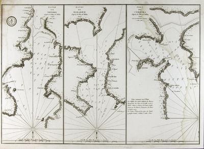 [Planos da costa norte de Galicia] [Material cartográfico]