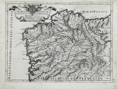 Il Regno di Galicia [Material cartográfico]