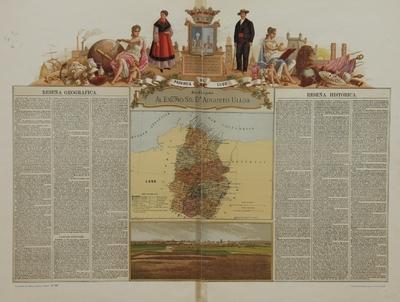 Provincia de Lugo [Material cartográfico]
