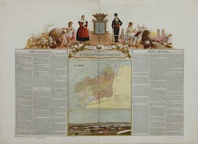 Provincia de La Coruña [Material cartográfico]