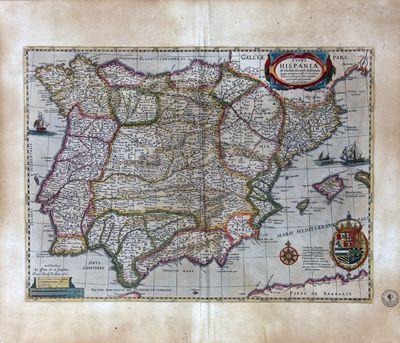 Typus Hispaniae [Material cartográfico]