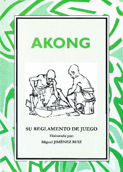 Akong : su reglamento de juego