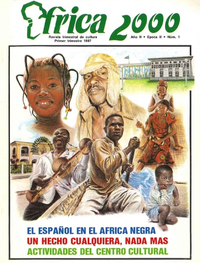 África 2000 : revista de cultura