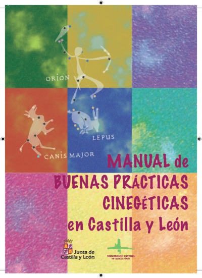 Manual de buenas prácticas cinegéticas en Castilla y León