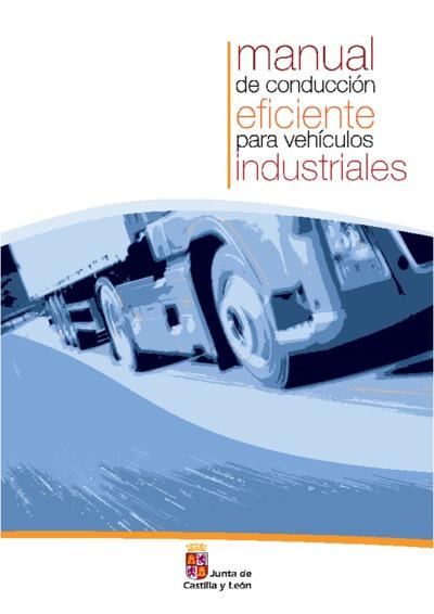 Manual de conducción eficiente para vehículos industriales.