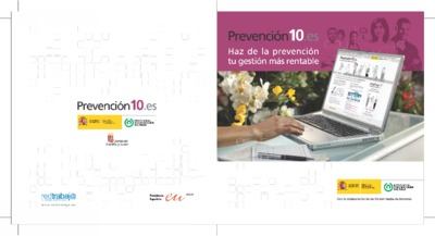 Prevención 10.es : haz de la prevención tu gestión más rentable