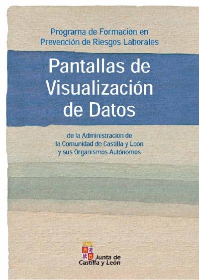 Pantallas de visualización de datos