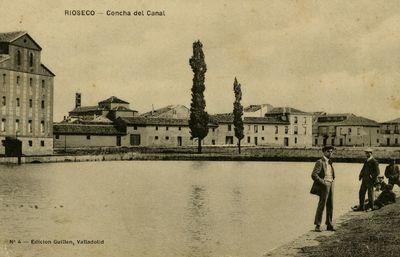 Rioseco [Material gráfico]: Concha del Canal