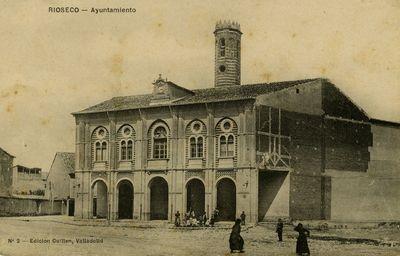 Rioseco [Material gráfico]: Ayuntamiento