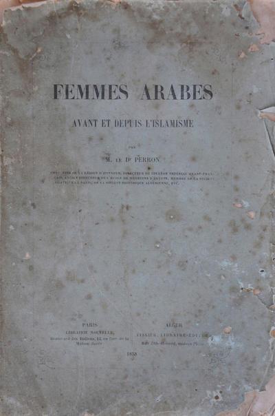 Femmes arabes: avant et depuis l'islamisme