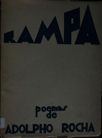 Rampa: poemas