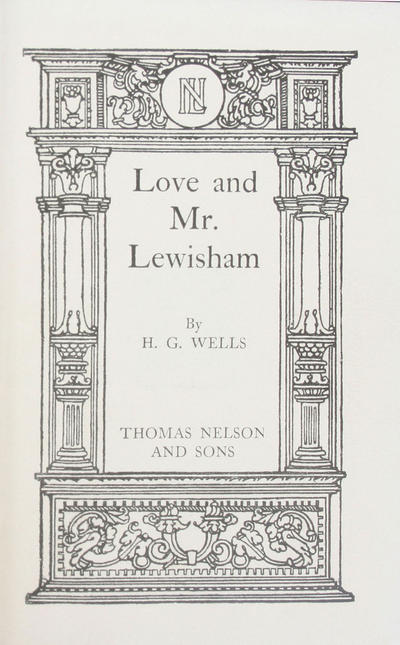Love and Mr. Levisham