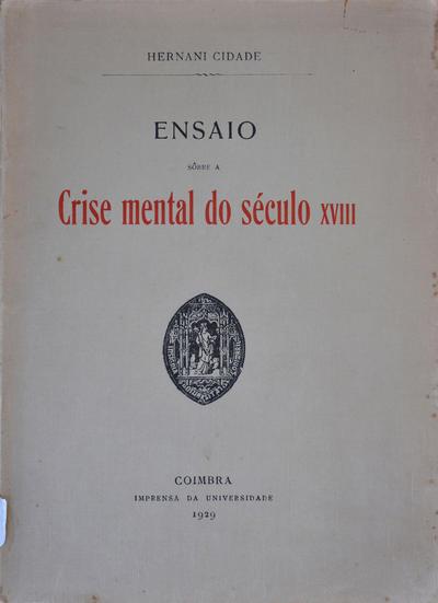 Ensaio sobre a crise mental do século XVIII